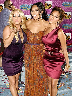 'ONE' LOVE photo  Adrienne Bailon, Kiely Williams, Sabrina Bryan