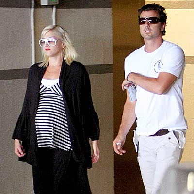 STATUS CHECK photo | Gavin Rossdale, Gwen Stefani