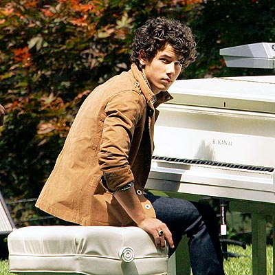 KEYED UP photo  Jonas Brothers, Nick Jonas