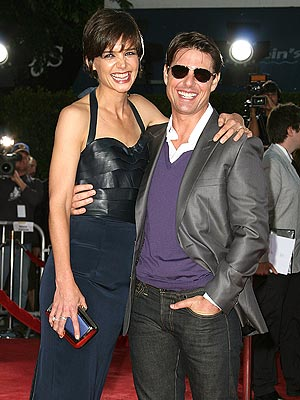 GUEST STARS photo | Katie Holmes, Tom Cruise