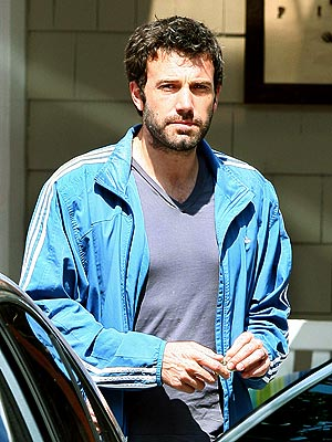 BREAKFAST CASUAL photo | Ben Affleck