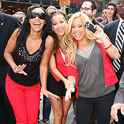 ANIMAL INVASION photo  Adrienne Bailon, Kiely Williams, Sabrina Bryan