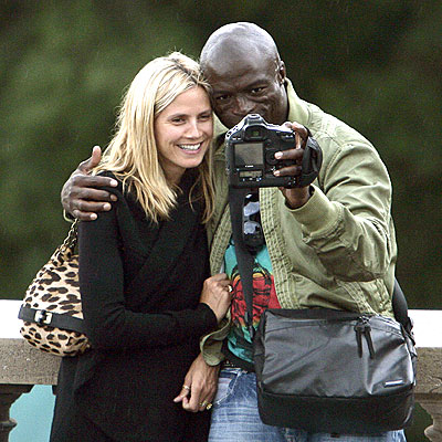 PICTURE PERFECT  photo | Heidi Klum, Seal