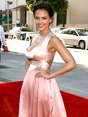 AT FIRST BLUSH photo | Jessica Alba