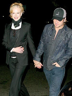 FOOD FOR THOUGHT photo | Keith Urban, Nicole Kidman