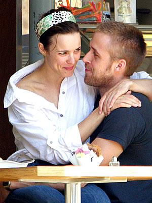 THE HOT SEAT photo | Rachel McAdams, Ryan Gosling