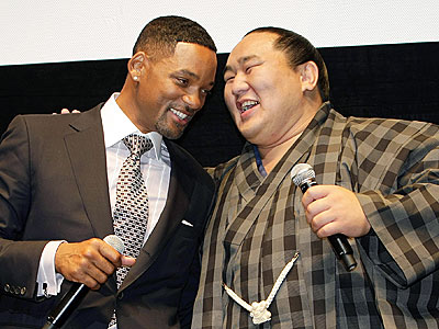 WRESTLE MANIA  photo | Will Smith