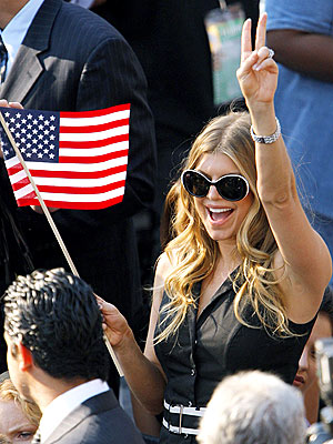 AMERICAN GIRL photo | Fergie