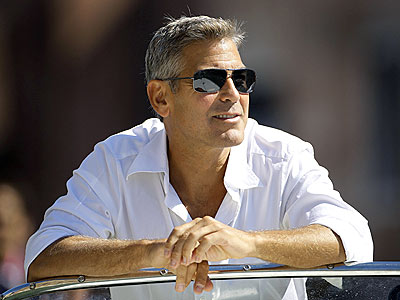 SMOOTH RIDE photo | George Clooney