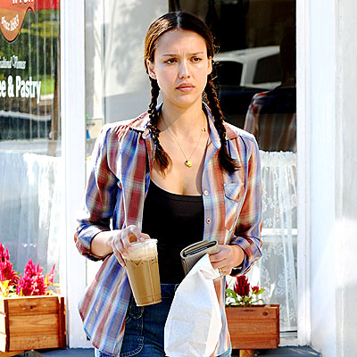 JAVA RUN photo | Jessica Alba
