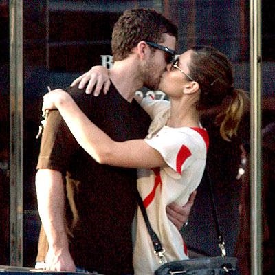 LIP LOCK photo   Jessica Biel, Justin Timberlake