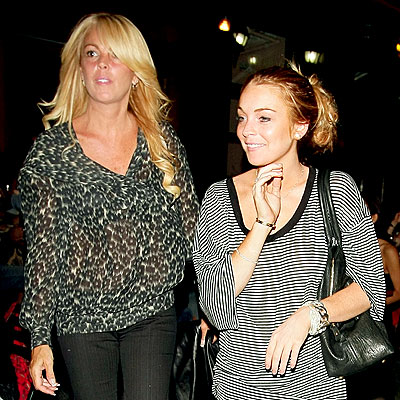 MEET THE MOMS photo | Lindsay Lohan