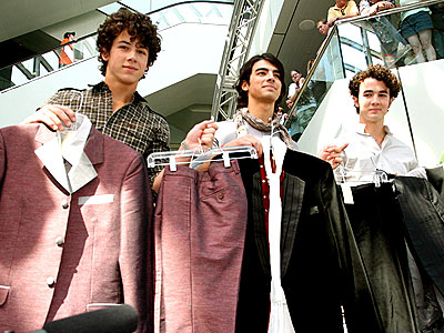 THE SUIT LIFE photo | Jonas Brothers, Joe Jonas, Kevin Jonas, Nick Jonas