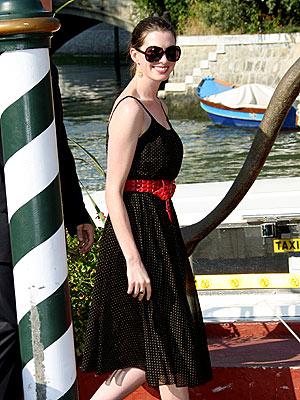 WALKING ON WATER photo | Anne Hathaway
