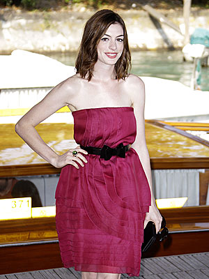 ITALIAN GEM photo | Anne Hathaway