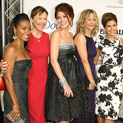 LADIES NIGHT photo | Annette Bening, Debra Messing, Eva Mendes, Jada Pinkett Smith, Meg Ryan