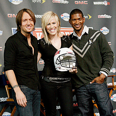TRIPLE THREAT photo | Keith Urban, Natasha Bedingfield, Usher