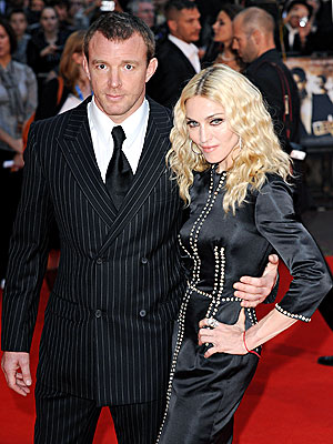 WELL-SUITED photo   Guy Ritchie, Madonna