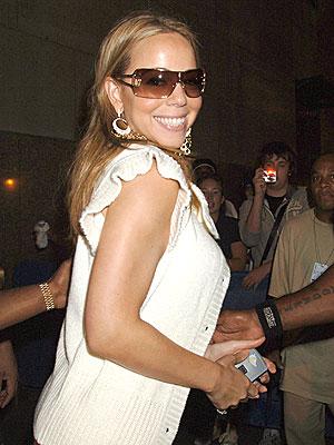 SIDE SHOW photo | Mariah Carey