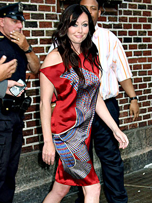 IN THE RED photo | Shannen Doherty