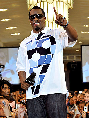 PERFECT TEN photo | Sean \P. Diddy\ Combs