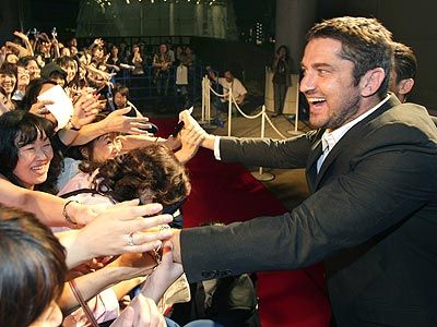 TOUCH AND GO photo | Gerard Butler
