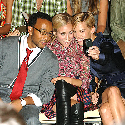 SNAP TO IT photo | Diane Kruger, Hilary Swank, John Legend
