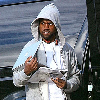 TAKE COVER photo | Kanye West