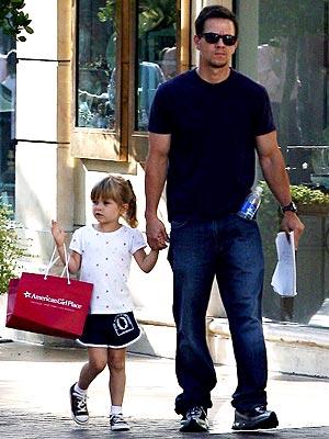 DADDY DUTY photo | Mark Wahlberg