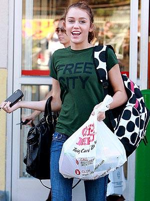 SUPPLY & DEMAND  photo | Miley Cyrus