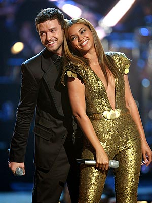 GOLD STARS photo | Beyonce Knowles, Justin Timberlake