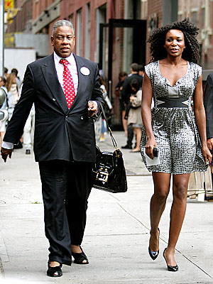 IN HER SHOES photo   Andre Leon Talley, Venus Williams
