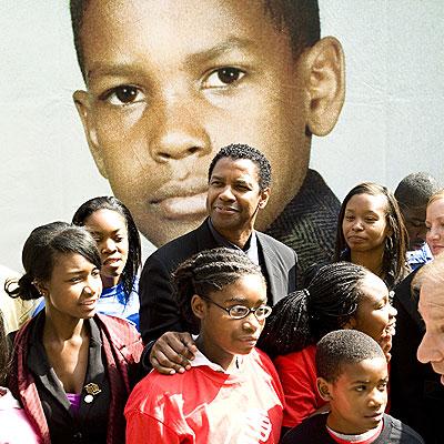 'GREAT' EXPECTATIONS photo | Denzel Washington