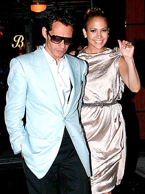 COAST TO COAST photo | Jennifer Lopez, Marc Anthony