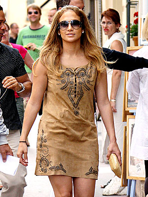 J.LO ON THE GO photo | Jennifer Lopez