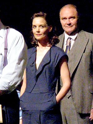BROADWAY STAR photo | Katie Holmes