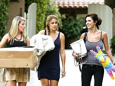 ON THE MOVE? photo | Audrina Patridge, Lauren Bosworth, Lauren Conrad