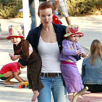 DOUBLE DUTY photo | Marcia Cross