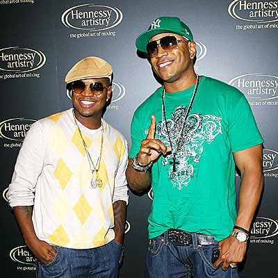 BADA-BLING photo  LL Cool J, Ne-Yo