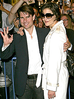 BROADWAY-BOUND photo | Katie Holmes, Tom Cruise