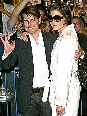 BROADWAY-BOUND photo | Katie Holmes, Tom Cruise