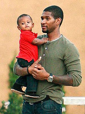 DADDY'S BOY photo | Usher