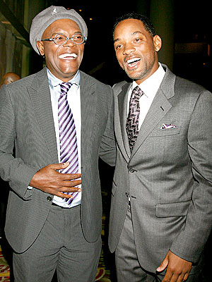 JUST FOR LAUGHS photo | Samuel L. Jackson, Will Smith