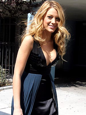 SPARKLE MOTION photo | Blake Lively