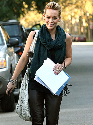 PAPER TRAIL photo | Hilary Duff