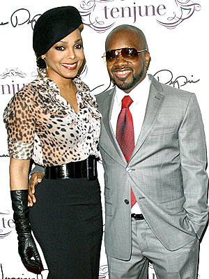 BIRTHDAY BUNCH photo | Janet Jackson, Jermaine Dupri