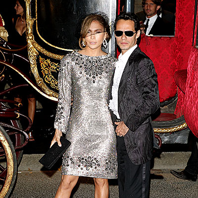 POMP & CIRCUMSTANCE photo | Jennifer Lopez, Marc Anthony