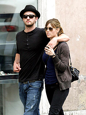 LA DOLCE VITA photo | Jessica Biel, Justin Timberlake