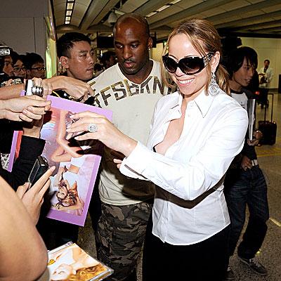 IT'S A SIGN! photo | Mariah Carey