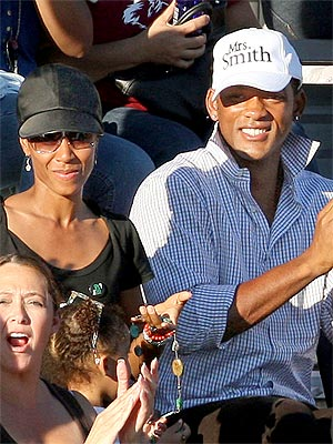 Smiths Show School Spirit photo | Jada Pinkett Smith, Will Smith